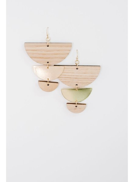 Trend Gold Natural Tiers