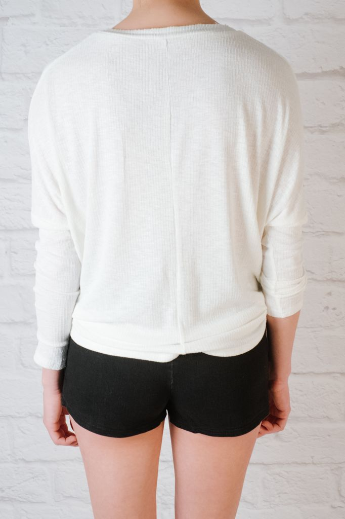Sweater Knot botton cardi
