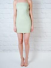 Mini Tie Back Mini Dress