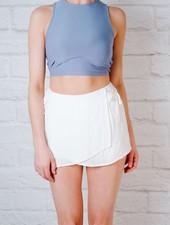 Skirt Double Tie Skort