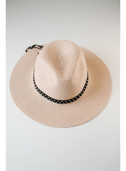 Hat Wide Brim Panama Hat