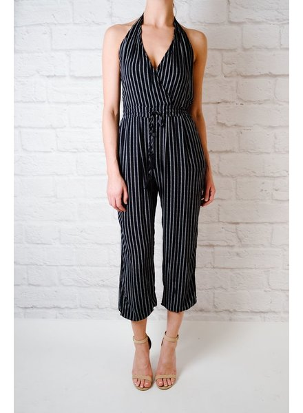 Jumpsuit Backless Halter Jumpsuit