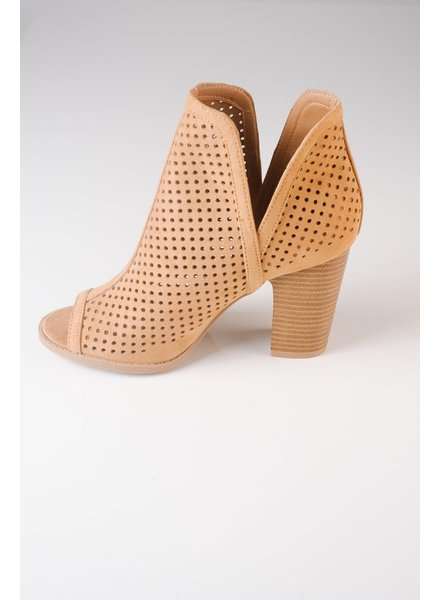 Bootie Perforated Transition Bootie