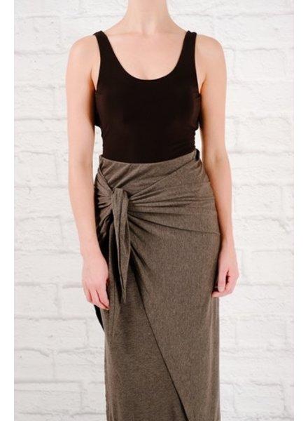 Bodysuit Black Low Back Bodysuit