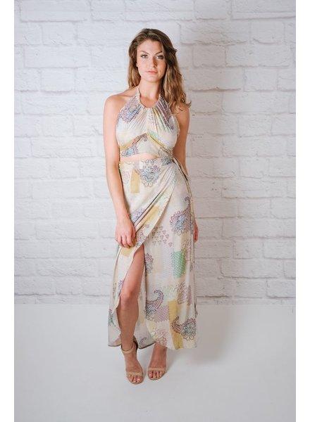 Skirt Paisley Printed Skirt