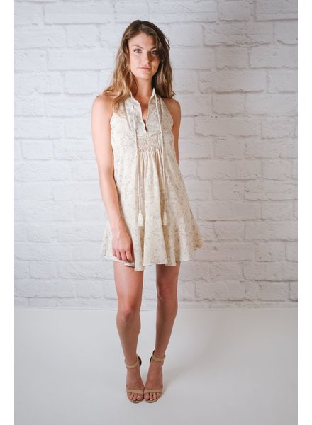 Shift Floral Babydoll Dress