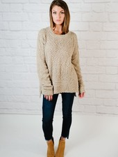 Sweater Popcorn Sweater