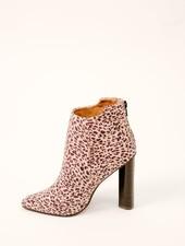 Bootie Leopard Ankle Bootie