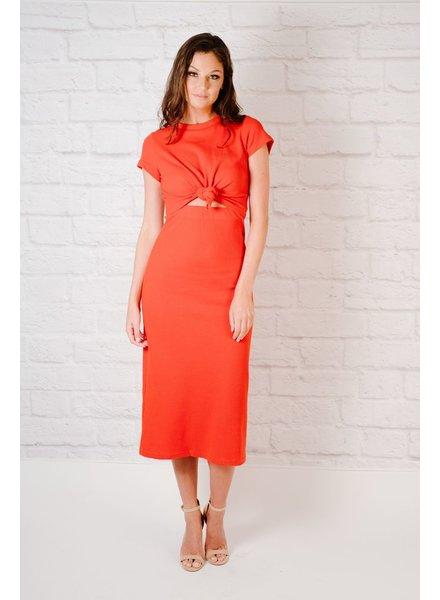 Maxi Knit Maxi Dress