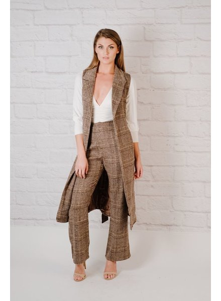 Pants Houndstooth Pant