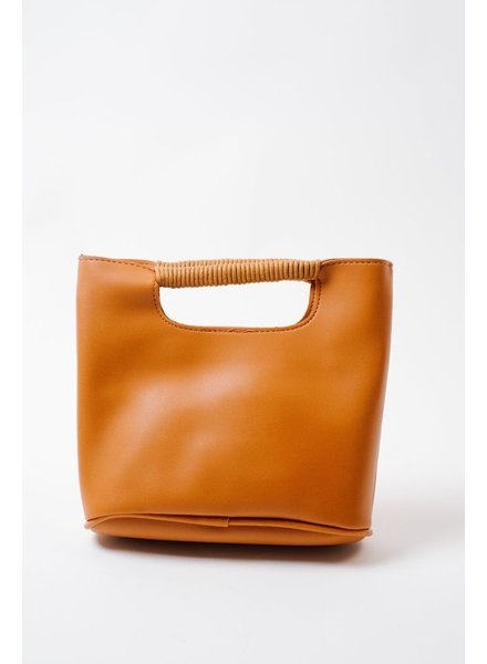 Cross-body Rust Square Crossbody