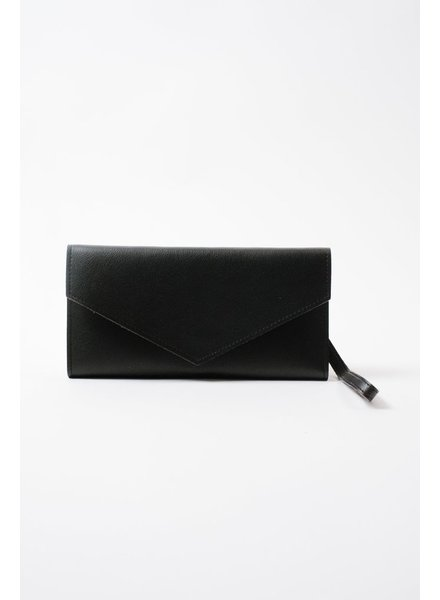 Wallet Black Envelope Wallet