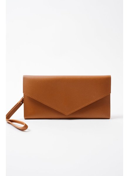 Wallet Brown Envelope Wallet