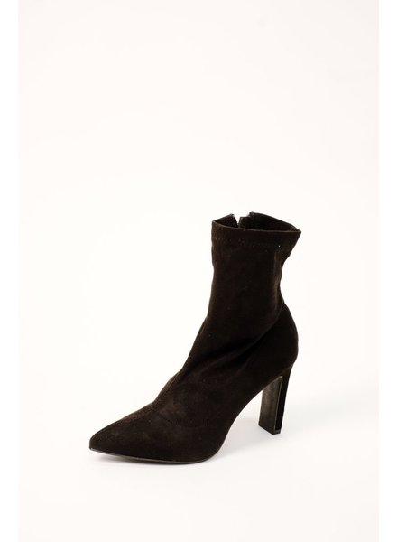 Bootie Black Midi Boot