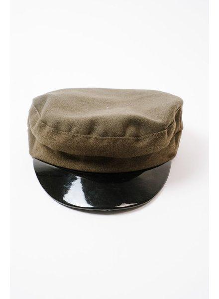 Hat Patent Brim Cap