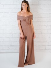 Jumpsuit OTS Wide Leg Jumpsuit