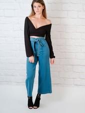 Pants Wide Leg Denim Pant