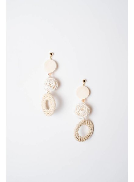 Multi-Drop Trend Earrings