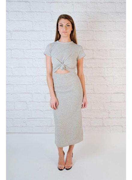 Maxi Knit Midi Dress