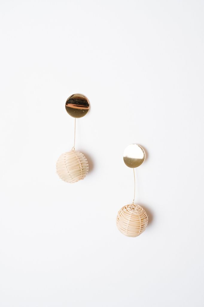 Trend Sphere Drop Earrings