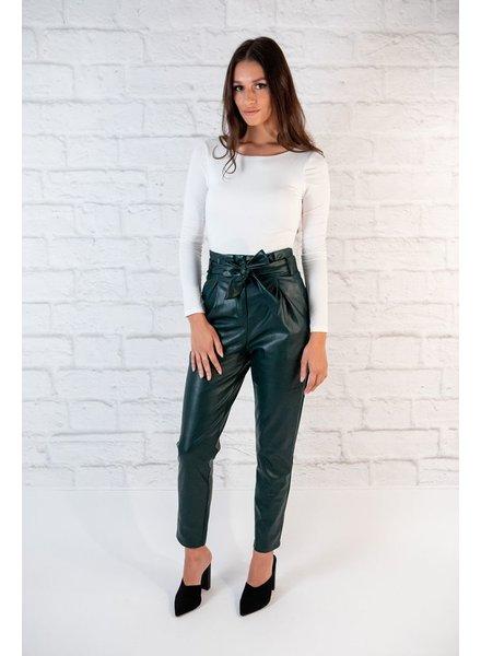 Pants Vegan Leather HR Pant