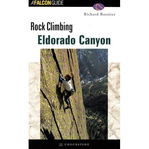 Falcon Falcon Guide Rock Climbing Eldorado Canyon
