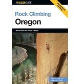 Falcon Falcon Guides Rock Climbing Oregon