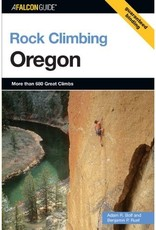 Falcon Falcon Guides Rock Climbing Oregon