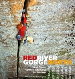 Wolverine Publishing Wolverine Red River Gorge Climbs, North