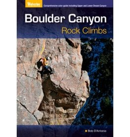 Wolverine Publishing Wolverine Boulder Canyon Rock Climbs