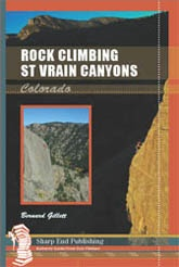 Sharp End Sharp End Rock Climbing St. Vrain Canyons
