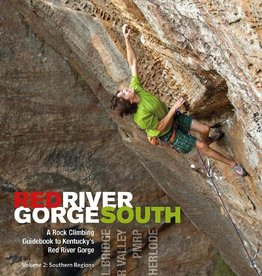 Wolverine Publishing Wolverine Red River Gorge Climbs, South