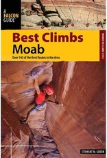 Falcon Falcon Guides Best Climbs Moab