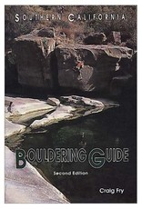 Falcon Falcon Guides Southern California Bouldering, 2nd