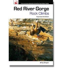 Wolverine Publishing Wolverine Red River Gorge Rock Climbs-3rd Edition