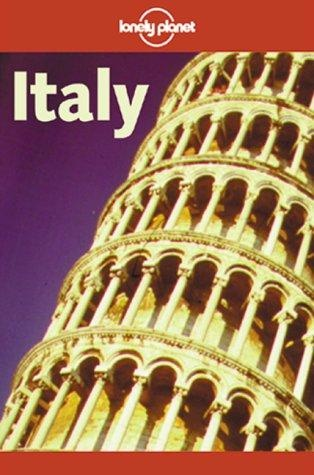 Partner's West Lonely Planet Italy, 4th Edition