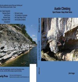 Gnarley Press Austin Climbing, Sport Routes & Deep Water Solos