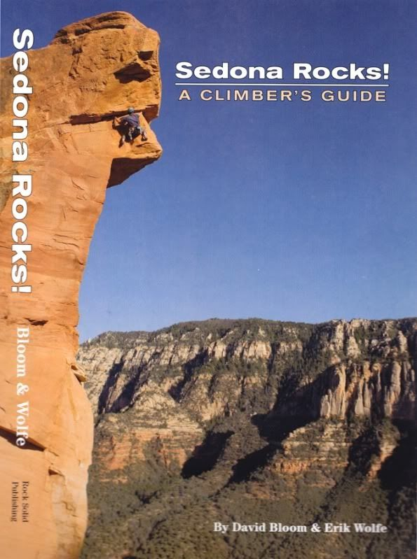 Redpoint Sedona Rocks! A Climber's Guide