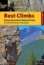 Falcon Falcon Best Climbs: Rocky Mountain National Park