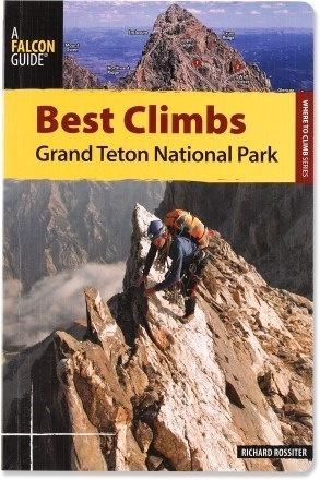 Falcon Falcon Best Climbs- Grand Teton National Park
