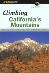 Falcon Falcon Climbing California's Mountains