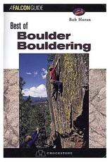 Falcon Falcon Guide Best of Boulder Bouldering