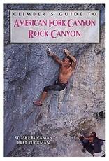 Falcon Climber's Guide to American Fork Canyon Rock Canyon