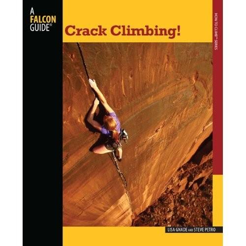 Falcon Falcon Guides Crack Climbing!