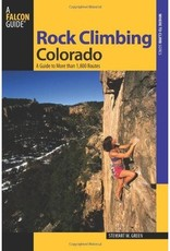 Falcon Falcon Guides Rock Climbing Colorado, 2nd