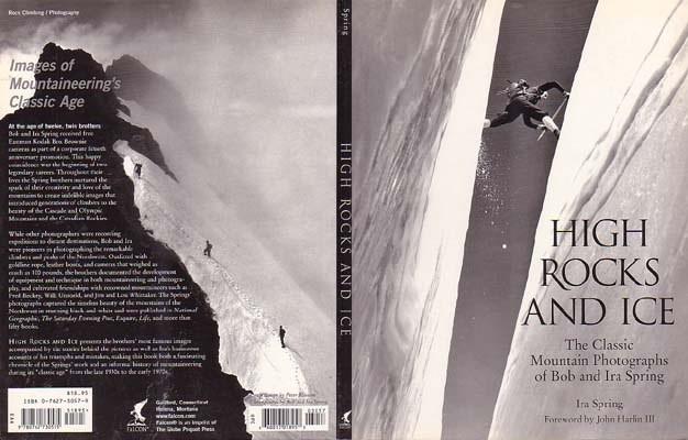 Falcon Falcon High Rocks and Ice