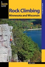Falcon Falcon Rock Climbing Minnesota & Wisconsin, 2nd