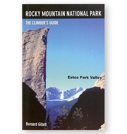 Partner's West Rocky Mountain National Park, The Climber's Guide- Estes Park Valley