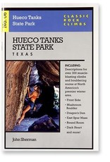 Falcon Chockstone Press Hueco Tanks State Park Classic Rock Climbs