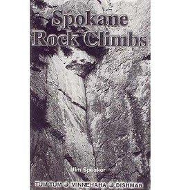 Partner's West Stone Publishing Spokane Rock Climbs